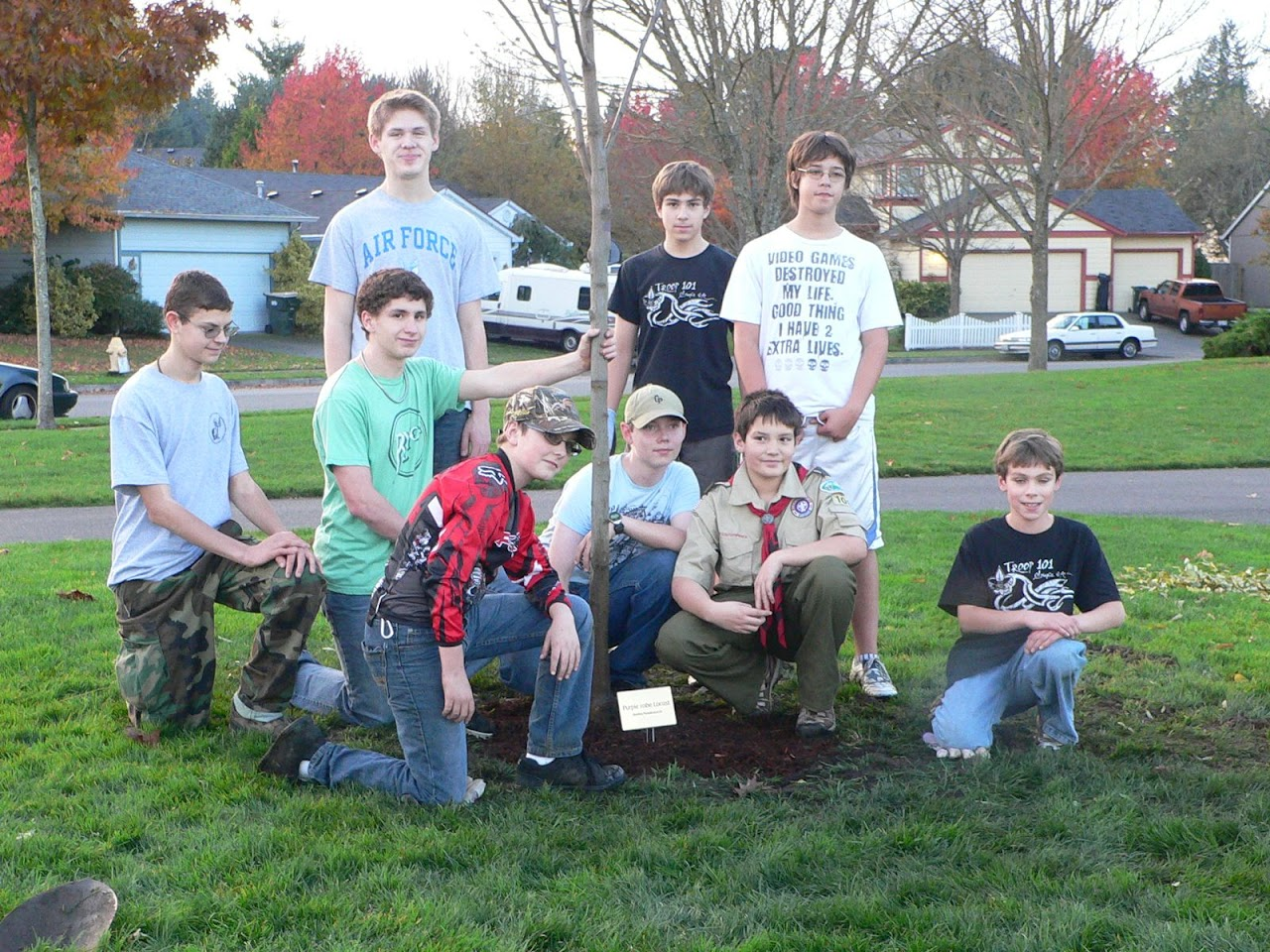 Tree Planting November 2010 - 110410 061.JPG