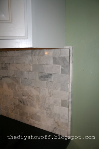 kitchen backsplash edges how to tile a backsplashdiy show diy decorating 2210