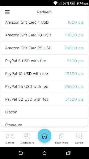 CashMagnet - earn money & gift card 3.3.1 screenshots 2