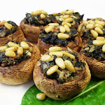 Spinach Feta and Pinenut Stuffed Mushrooms.jpg