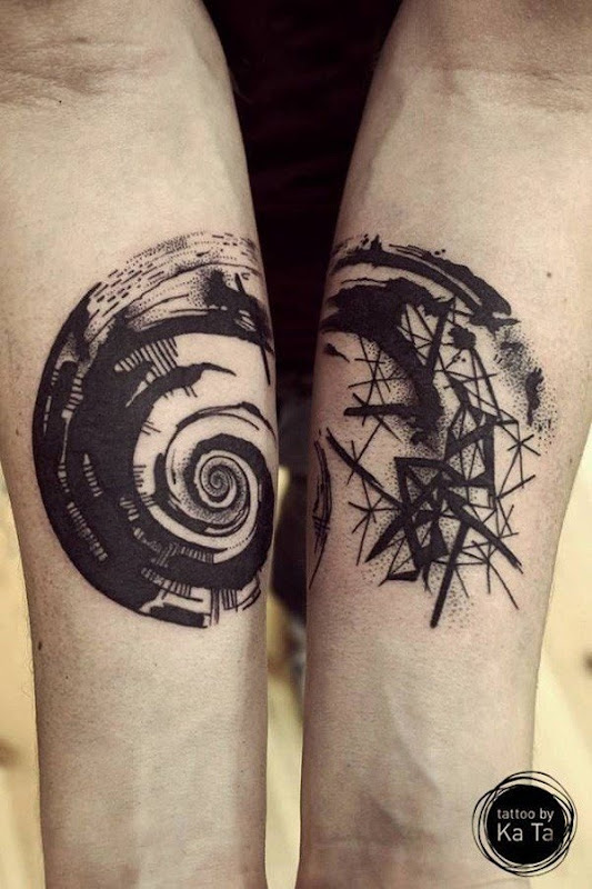conectando-se_blackwork_geomtricas_shell_antebraço_tatuagem