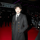 WWW.ENTSIMAGES.COM -  Alex Zane    arriving at Flight UK Film Premier Empire Leicester Square London January 17th 2013                                                     Photo Mobis Photos/OIC 0203 174 1069