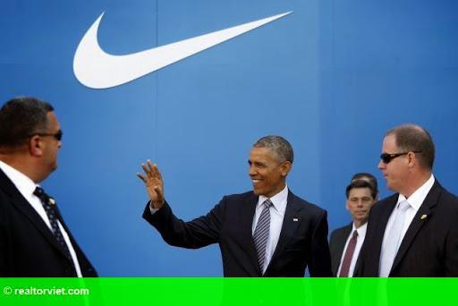 Hình 1: Nike cam kết tạo thêm hàng nghìn việc làm tại Mỹ nếu có TPP