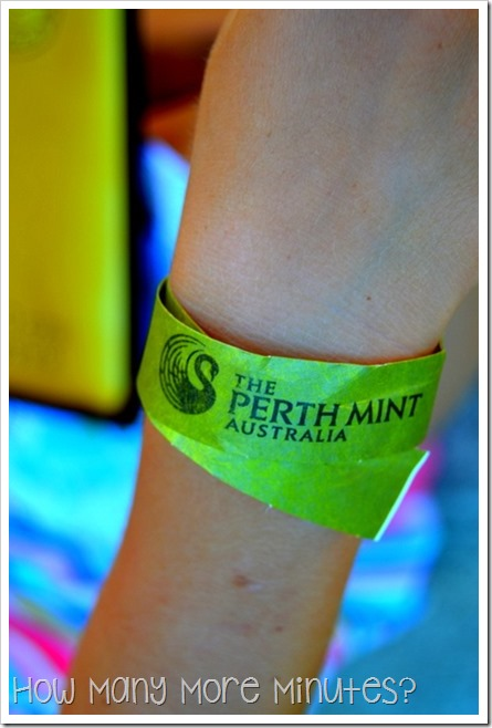 A Tour of the Perth Mint | How Many More Minutes?