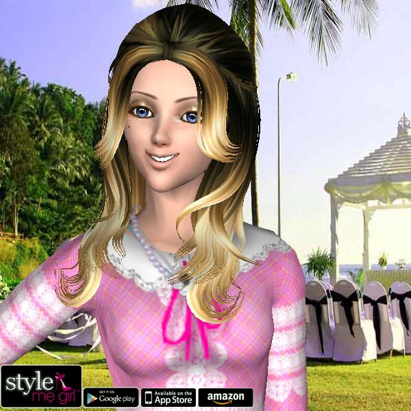 Style Me Girl Level 62 - Something Chic - Jane