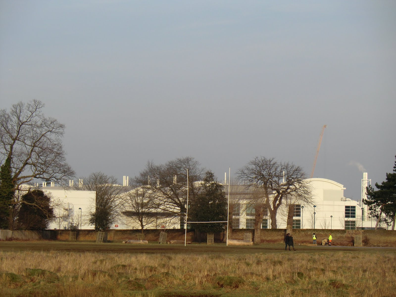 CIMG6555 National Physical Laboratory buildings, Bushy Park