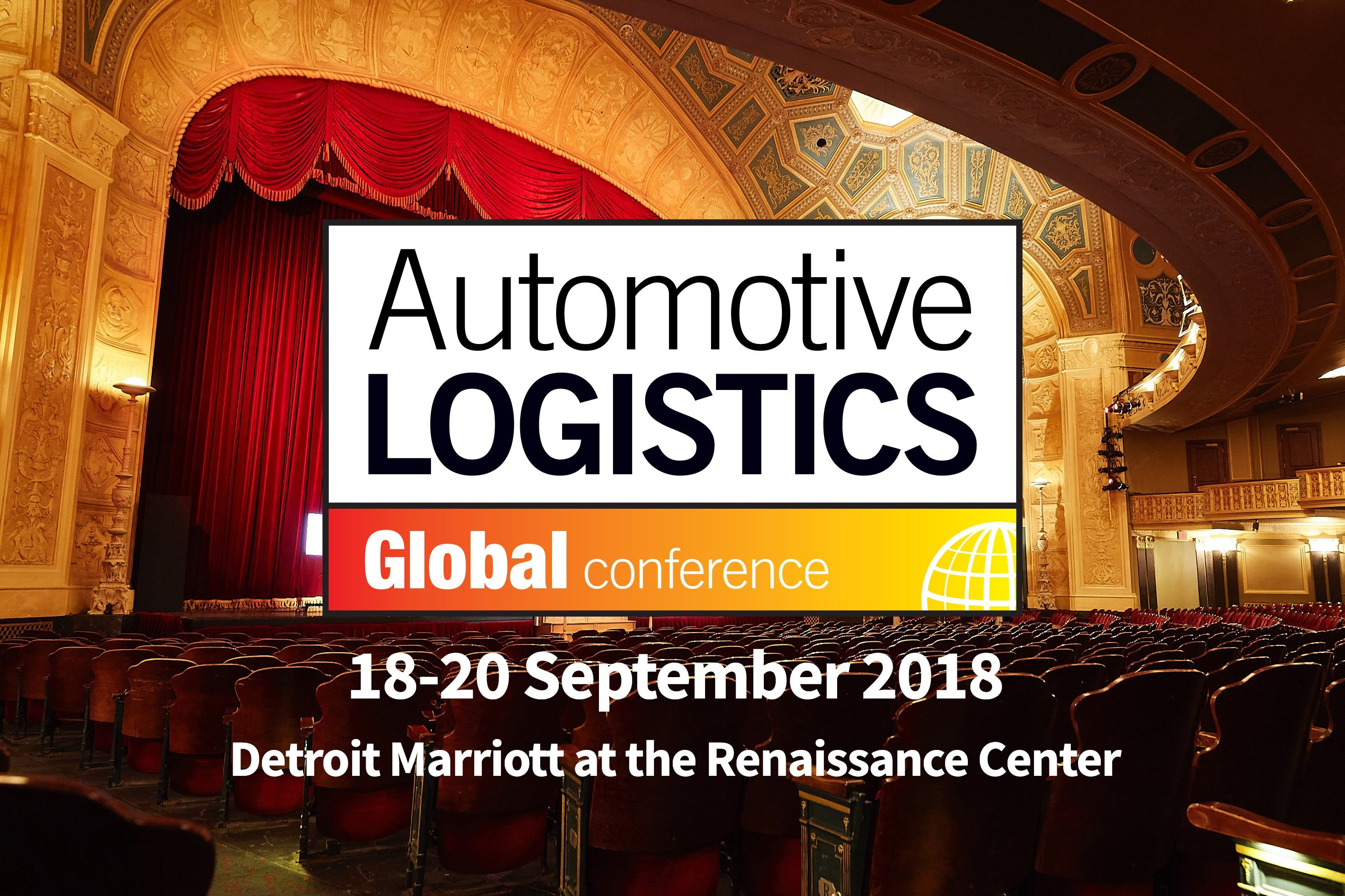 Smart Visibility Tool Presented at Automotive Logistics Global Conference 2018