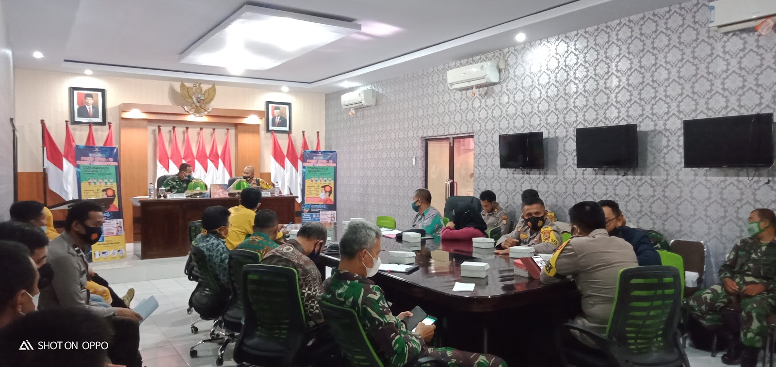 Proses Pembelajaran Tatap Muka 59 Sekolah di Kabupaten Soppeng Secara Serentak Tanggal 1 Maret 2021