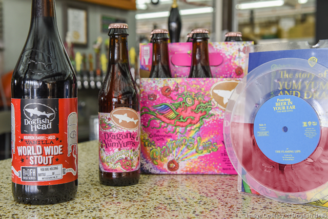 Dogfish Head to Celebrate Record Store Day with a Line-up of Off-Centered Events