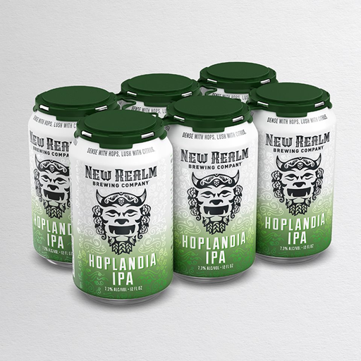 New Realm Adding Euphonia & Hoplandia IPA Cans