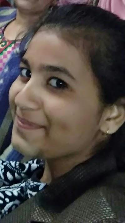 10 th में 96.2 प्रतिशत अंक प्राप्त कर कुमारी श्रुति पाण्डेय ने किया खनियाधाना ब्लॉक टॉप