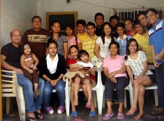 January 30: Kristel Ferrancol's Residence (Cainta, Rizal)