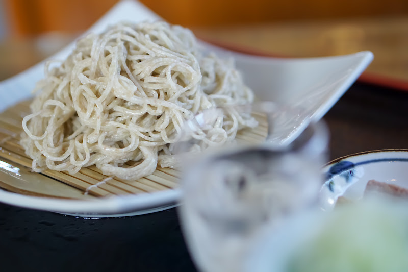 Japanese noodle (Soba) photo4