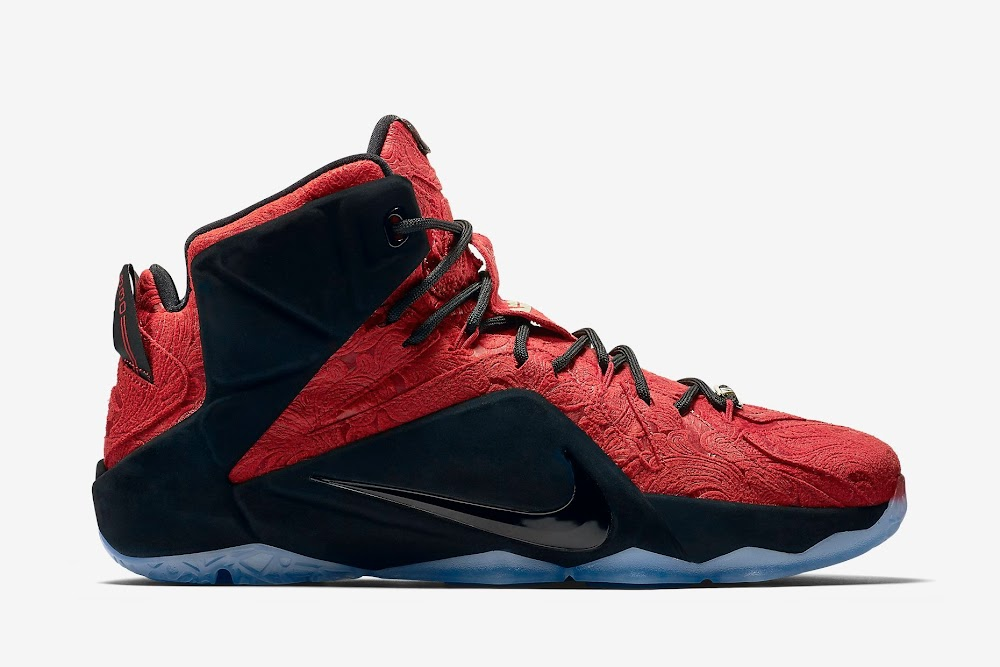 7d71010665b ... university red white mens basketball shoes 258ad fac0a  discount code  for release reminder nike lebron xii 12 ext kings cloak fe4d0 9eef7