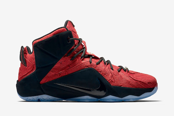 Release Reminder Nike LeBron XII 12 EXT Kings Cloak