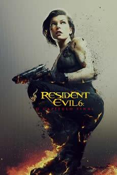 Baixar Filme Resident Evil 6: O Capítulo Final Torrent Grátis