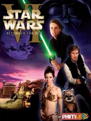 Phim Chiến Tranh Giữa Các Vì Sao 6 - Star War 6 (1983)