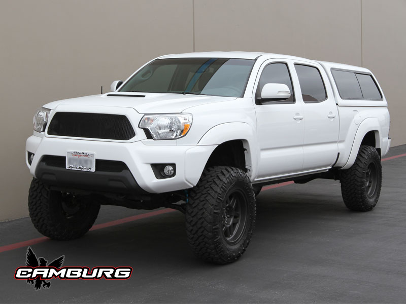Toyota Of Huntington Beach >> Toyota Tacoma 05-16 | Camburg Engineering