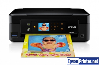 Download Epson XP-400 lazer printer driver and setup without installation disc