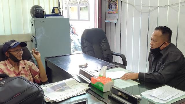 Tingkatkan Retribusi Parkir, Komisi II DPRD Padang Bakal Dorong Pemko Berkolaborasi dengan Samsat.