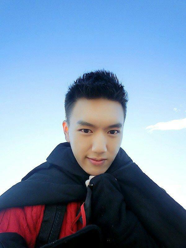 Jiang Yichen China Actor