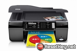 Reset Epson WorkForce 310 End of Service Life Error message