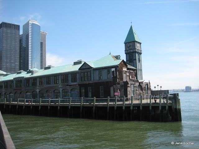 Pier A