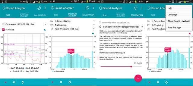 sound-analyzer-app