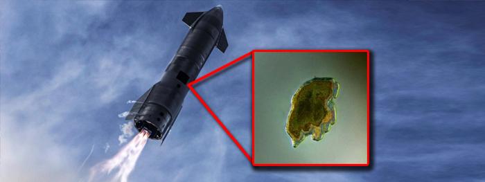 spacex pode contaminar o sistema solar