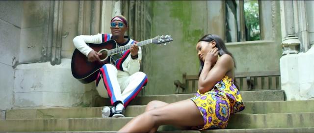 [Video] Dotman – Afro Girl Ft. Mr Eazi