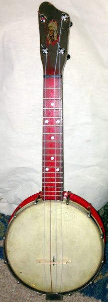 PMICo Indian Head Banjolele
