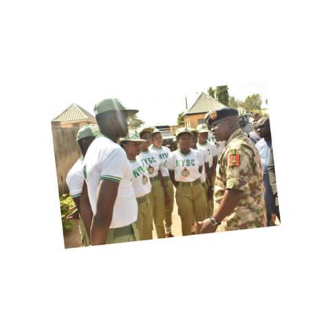 new nysc allawee, FG increases nysc allowance, how much does nysc pay corpers, serving in Nigeria, SD news blog, shugasdiary.com.ng, official Facebook page of NYSC, NYSC Director-General (DG), Brigadier General Shuaibu Ibrahim