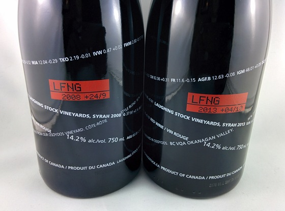 Getting it right the first time: beautiful, consistent label design over the years.