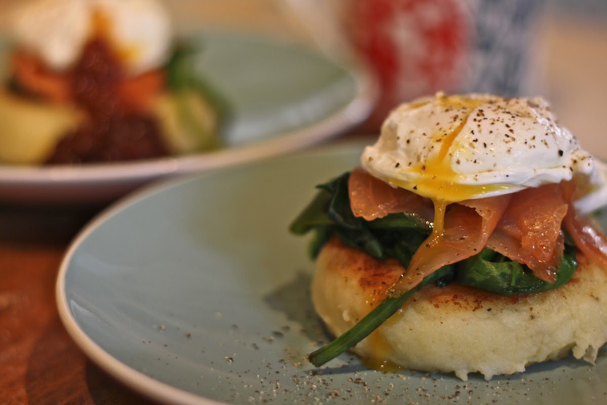 Clare S Cafe Chronicles Recipe Breakfast Stack