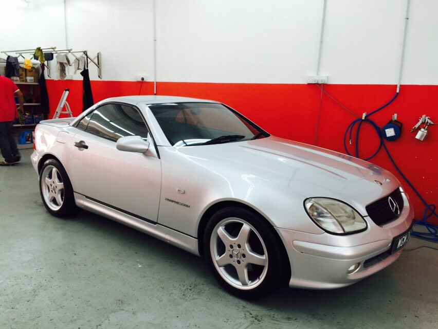 Image gallery slk 230 kompressor 2015 for Mercedes benz slk230 kompressor