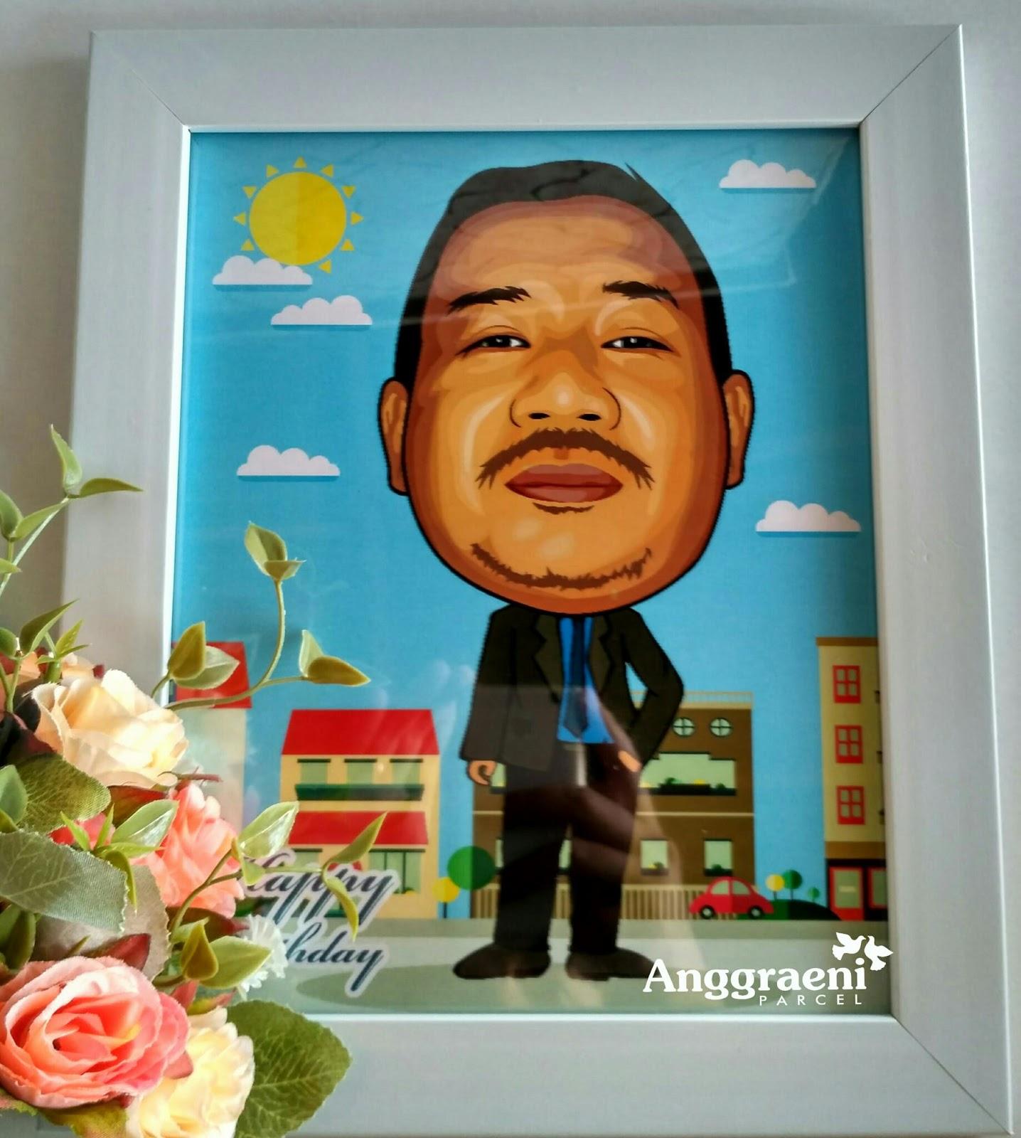 Kado Karikatur Anggraeni Parcel Pusat Mahar Dan Seserahan Wates