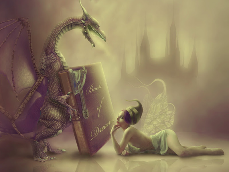 Dargon And Book Of Dreams, Dragons