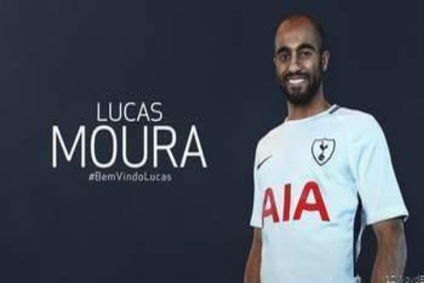 Lucas Moura Completes Tottenham Move from PSG‼