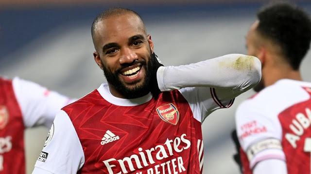 Teruskan Trend Positif, Arsenal Bantai West Brom