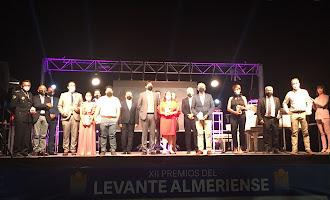 En imágenes: XII Premios Levante Almeriense de LA VOZ