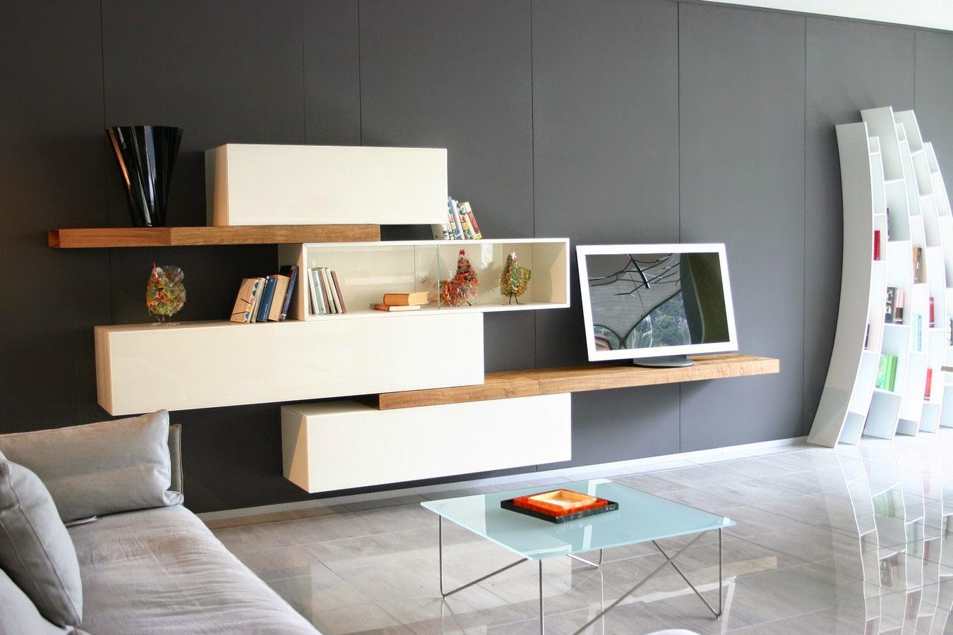 Soggiorni e salotti moderni arredo per la tua casa for Mobili x soggiorno moderni