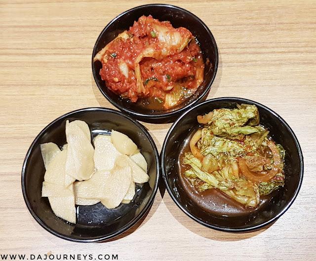 Haeng-Un Korean BBQ Bandung