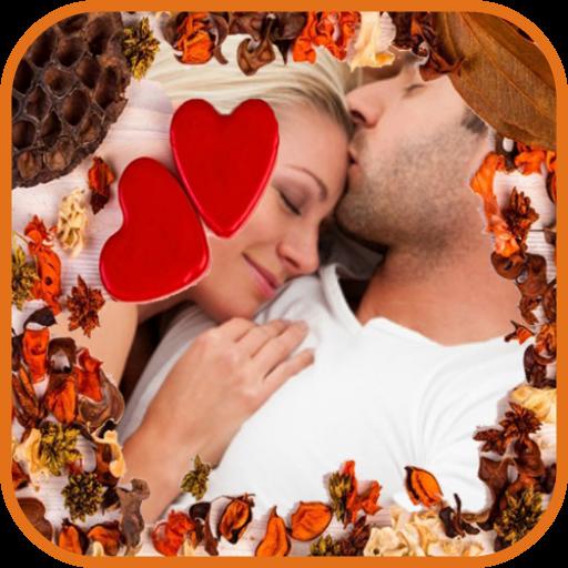 اطارات حب رومانسية وانيقة