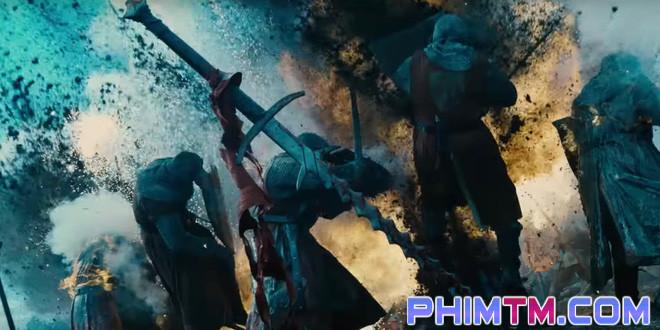 """17 chi tiết thú vị có thể bạn đã bỏ lỡ trong """"Transformers: The Last Knight"""" - Ảnh 1."""
