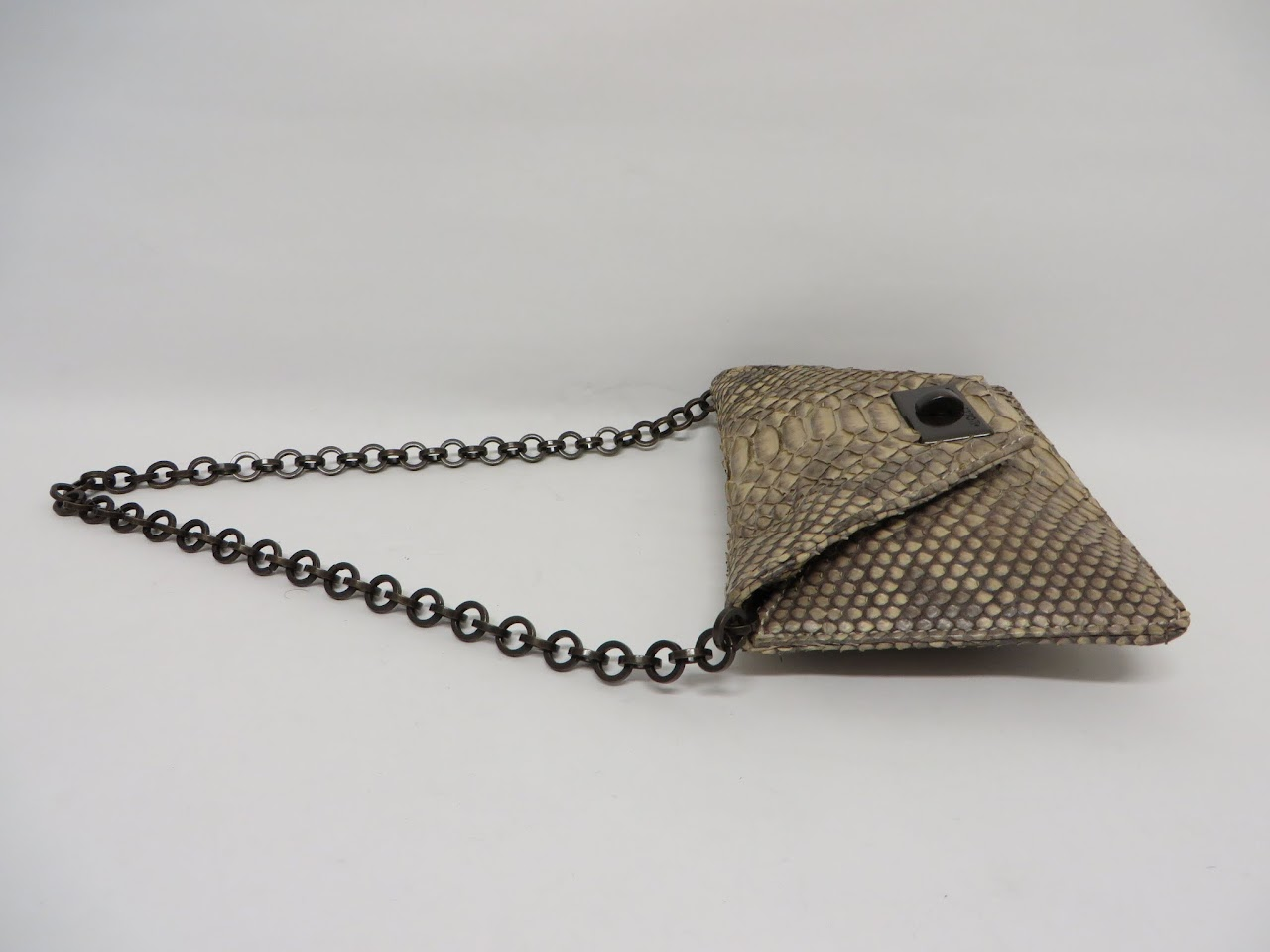Holly Would Python Evening Bag