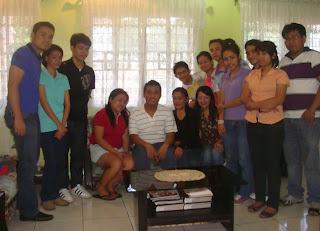January 23: Robert Jay Galera's Residence (Fairview, Quezon City)