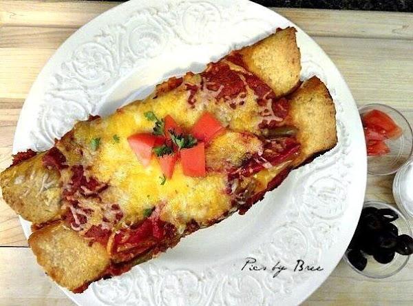 Pam's Italian Chicken Enchiladas Recipe