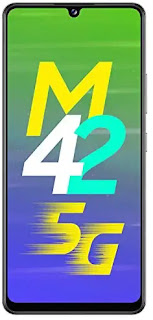 Low priced samsung galaxy mobile phone 5G.