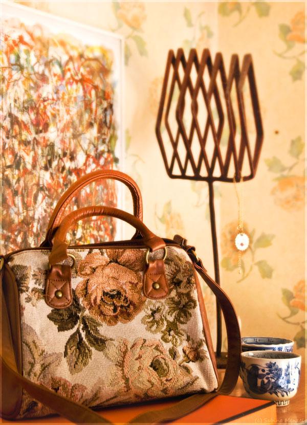 Psynopsis Matalan Tapestry Bag
