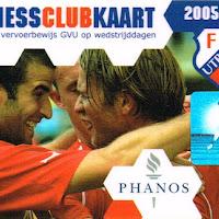 FCU Clubkaarten